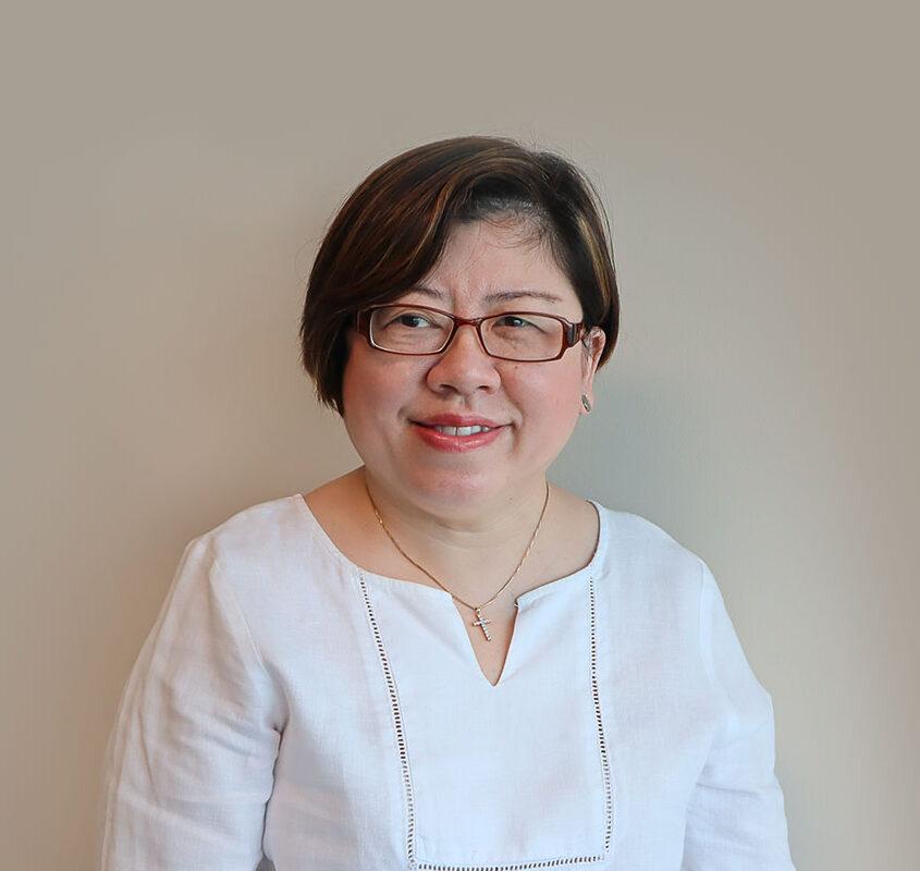 Sylvia Goh